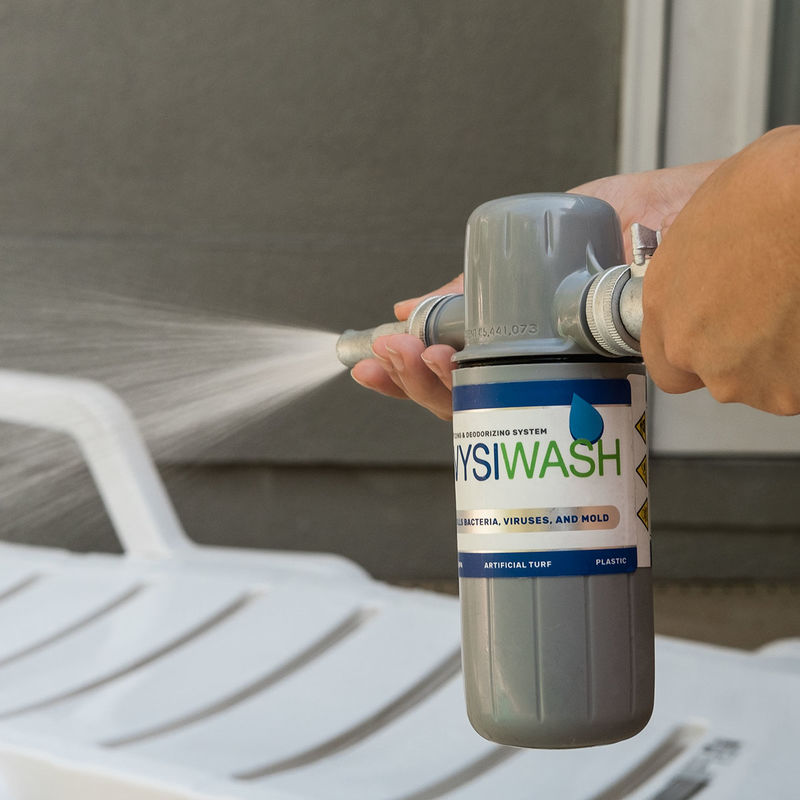 All In 1 Pool Sprayer Can Sanitize Your Entire Patio